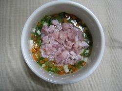 画像1: 2010.5.14 ワニ肉と長いものサラダ