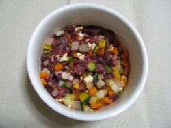 画像1: 2010.6.18 カンガルーと根菜のごはん